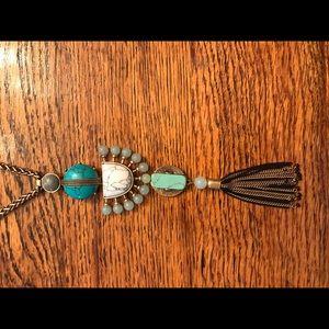 Totem Tassel Necklace by Stella & Dot